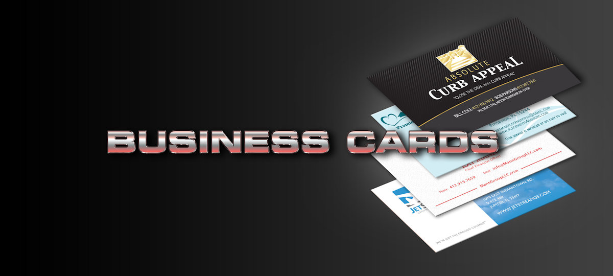 Business Cards The Printing Press