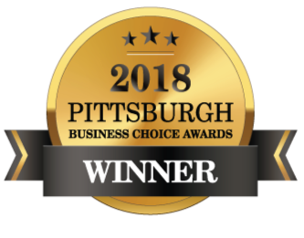 Award Winner BEST PRINTER at The 2018 Pittsburgh Business Choice Awards!