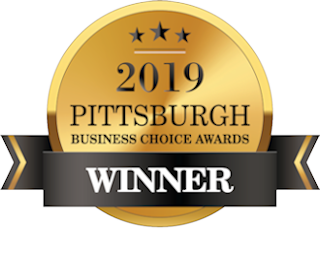 Award Winner BEST PRINTER at The 2019 Pittsburgh Business Choice Awards!
